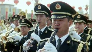 国庆阅兵 China National Day Parade 2009 [八一电影版]