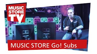 MUSIC STORE GO! Subs