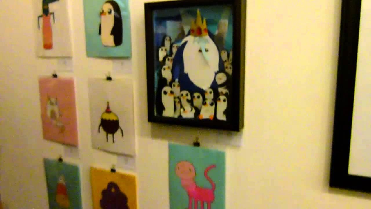 Adventure Time x Gallery 1988 Walkthrough - YouTube