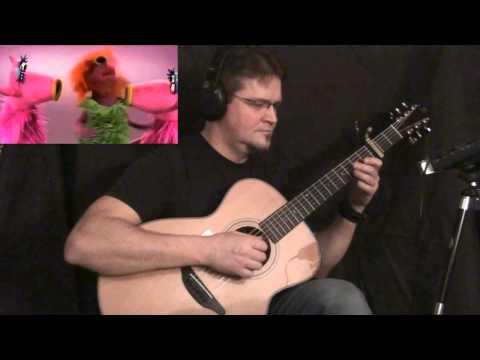Mahna Mahna - fingerstyle guitar