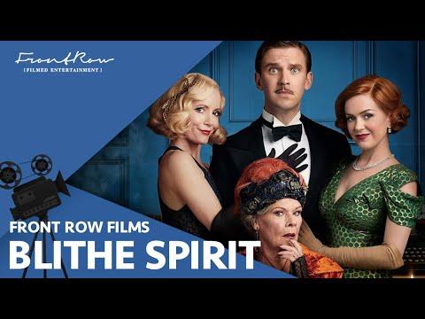 Blithe Spirit - Isla Fisher, Dan Stevens | Coming Soon 2020