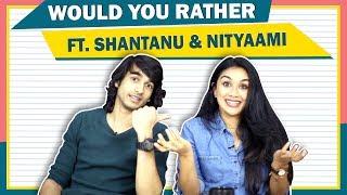 Shantanu Maheshwari And Nityaami Shirke Share Their Co-Star Secrets | Medically Yourrs