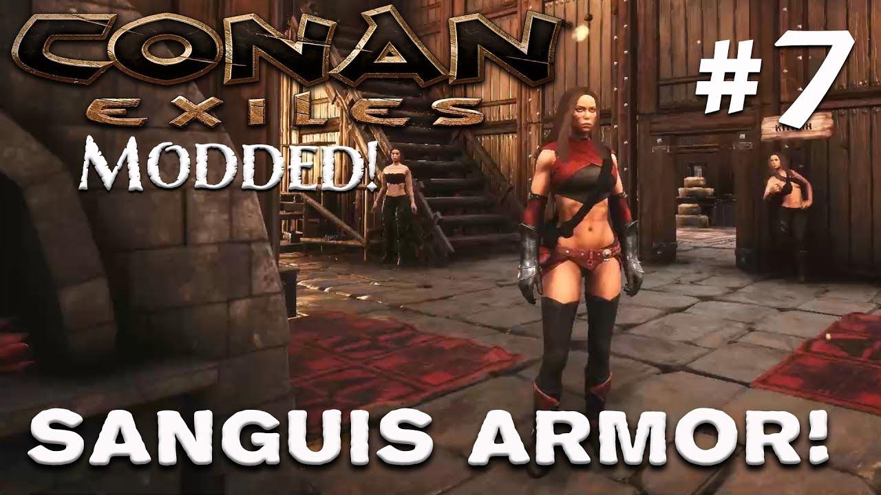 SANGUIS & EVEIRIUM! - Age of Calamitous #6 (Modded Conan Exiles)