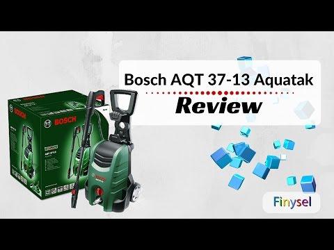 Bosch AQT 37-13 Aquatak Review - Best High Pressure Washer