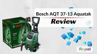 Bosch AQT 37-13 Aquatak Review - Best High Pressure Washer