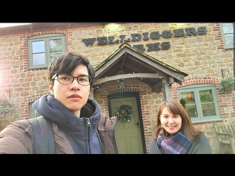 Staying at a Luxury Traditional English Inn