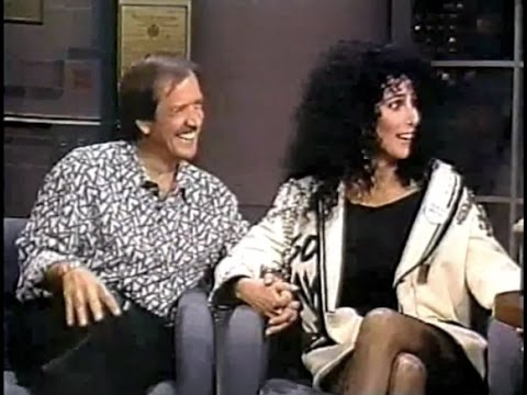 Sonny & Cher on Letterman, November 13, 1987 (full show, stereo) + 2015