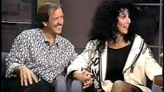 Video Sonny & Cher on Late Night, November 13, 1987 (full show, stereo) + 2015 download MP3, 3GP, MP4, WEBM, AVI, FLV Januari 2018