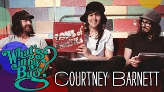 Courtney Barnett - What's In My Bag?
