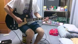 大好きなキンクスの曲を、ちょっとだけ弾いてみた。