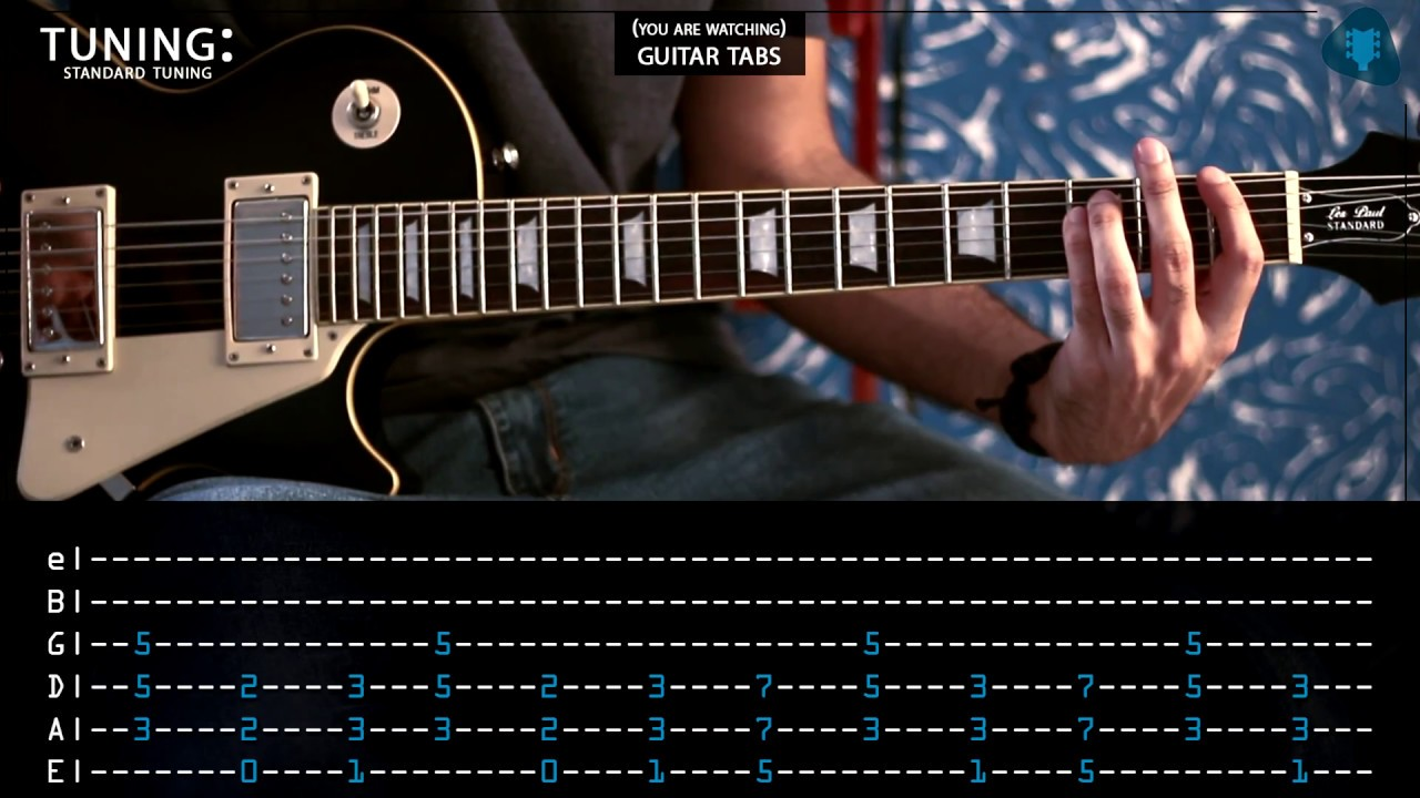 Kings Of Leon Use Somebody Guitar Tabs Youtube