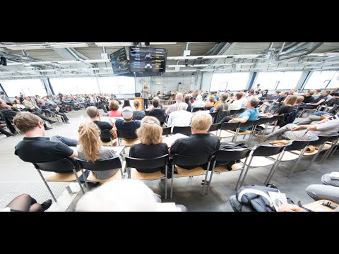 Ars Electronica 2016 - Symposium III: Art & Science at Work (DE)