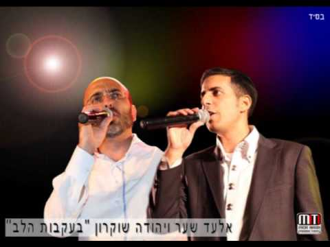 אלעד שער ויהודה שוקרון בדואט - בעקבות הלב