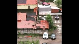 Severe Storm Wreaks Mayhem in Moscow