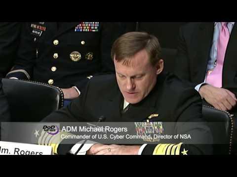 Cybercom Commander Testifies on Threat Landscape