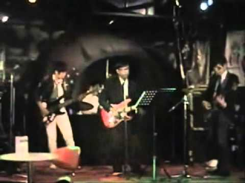 Pablo's Dream Cover Of Roll Over Beethoven @ Bistro RJ Dusit Hotel Makati City