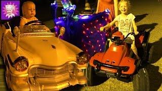 ОТДЫХ в СОЧИ #2 ЛАЗЕРНОЕ световое ШОУ Добро и зло Как мы отдыха в Сочи Видео от канала Family Box