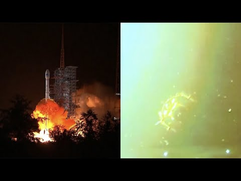 Long March-3B launched two new BeiDou-3 satellites