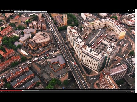 Road Modernisation Plan – Hammersmith flyover refurbishment