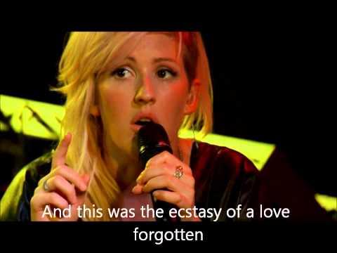 My Blood Ellie Goulding Lyrics Video