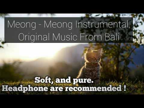 Meong-Meong Bali Song - Ver. Instrumental - HD - With Free MP3 Download