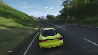 Forza Horizon 4 - 2002 Mazda RX7 Spirit R Type A (FD3S S8) review (except not really)