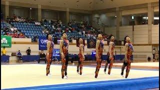 2018東インカレ団体 青森大学 Aomori University MRG team