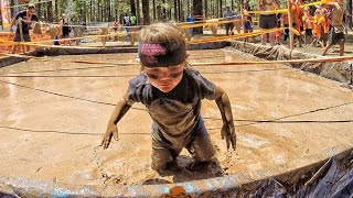 Kids Terrain Mud Run in Flagstaff, AZ