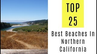 Best Beaches In Northern California. TOP 25
