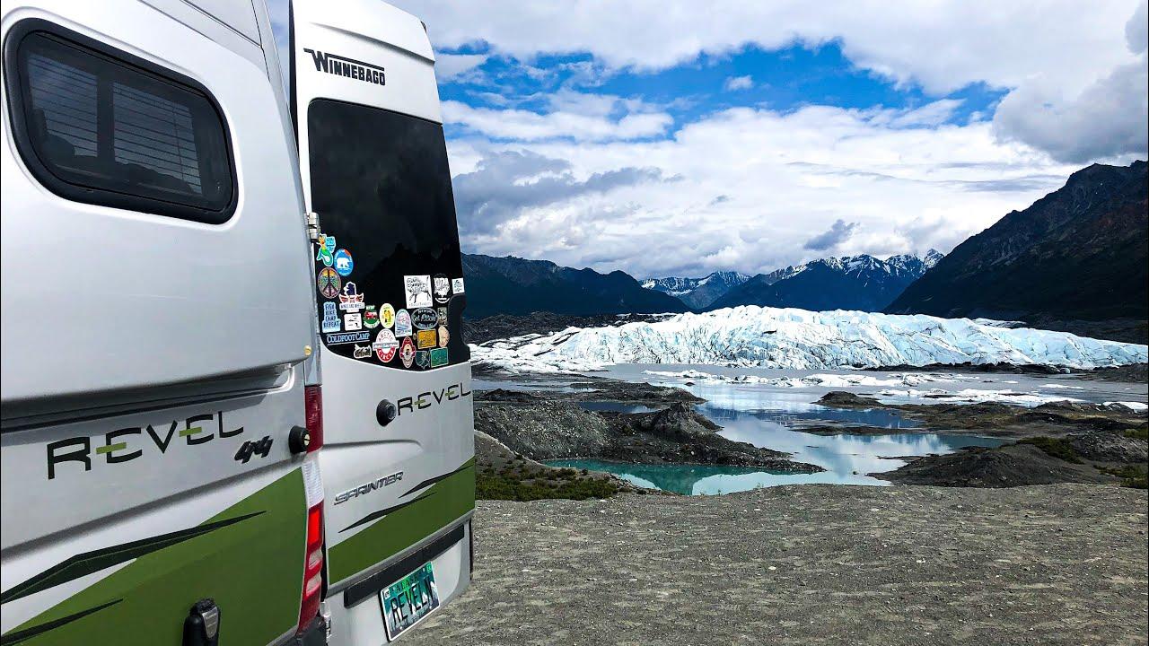 Adventure Van Expo & Revel Rally: Plans Change | Van Life Alaska