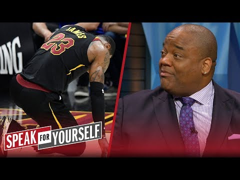 Jason Whitlock: 'All hell will break loose' when LeBron can't win in LA | NBA | SPEAK FOR YOURSELF