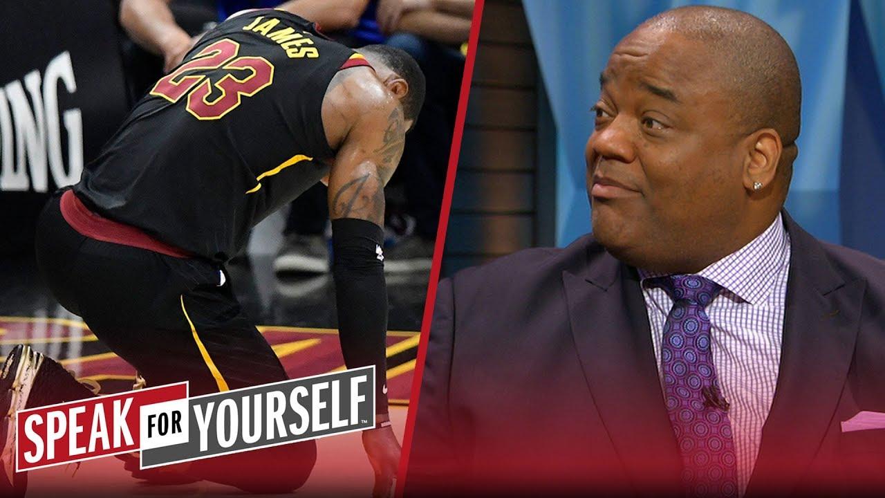 Jason Whitlock: 'All hell will break loose' when LeBron can't win in LA | NBA | SPEAK FOR YOURSELF