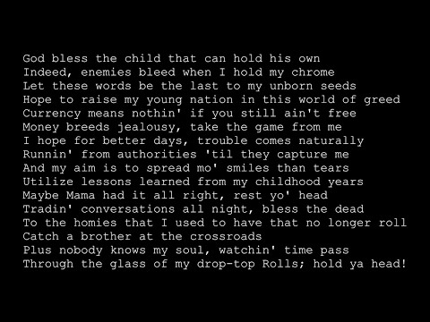 2Pac  Hold Ya Head lyrics