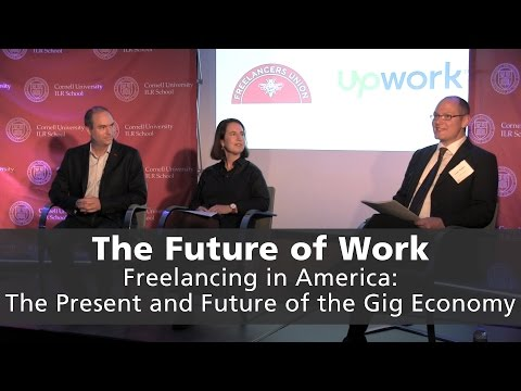 Freelancing in America: The Present and Future of the Gig Economy