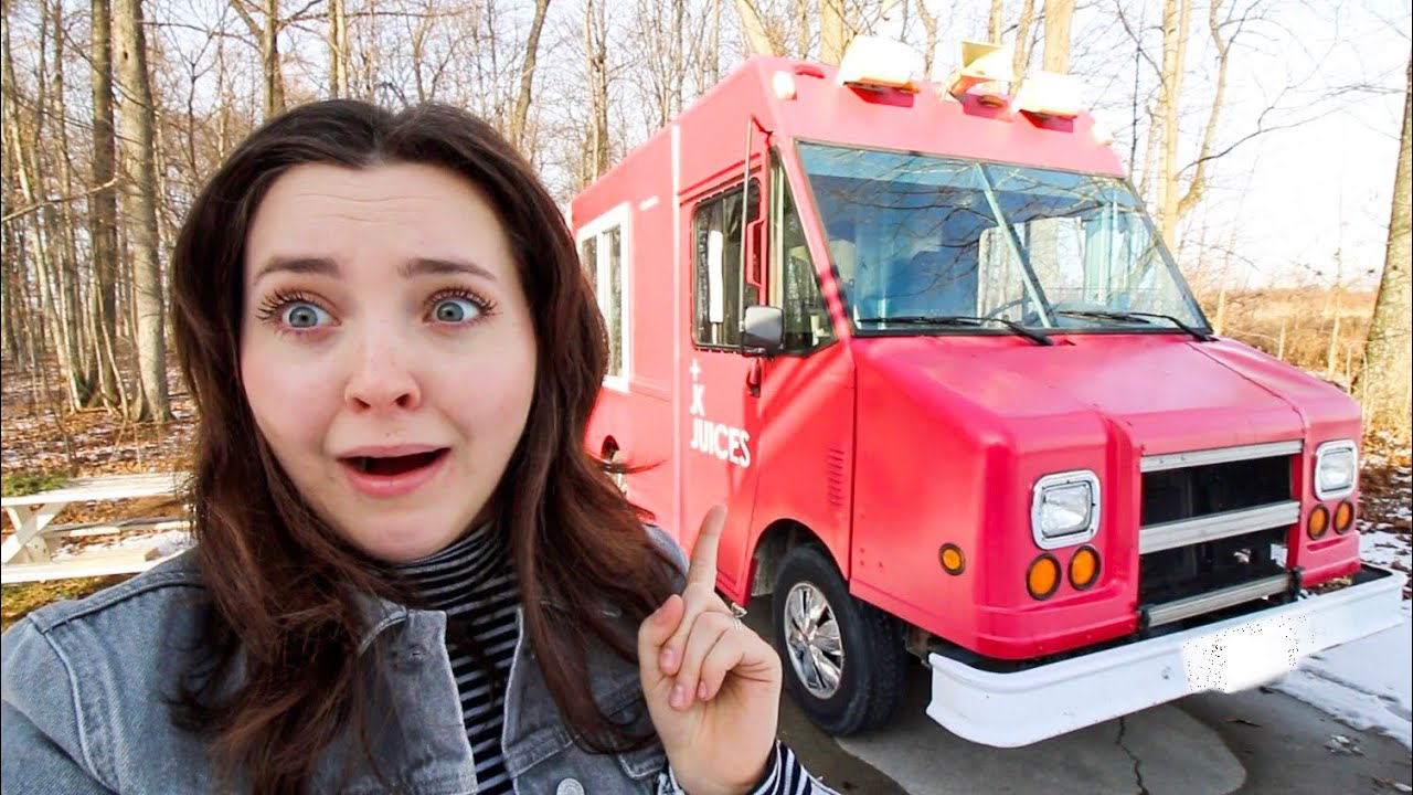 Our Juice Truck Is For Sale 45 000 Youtube