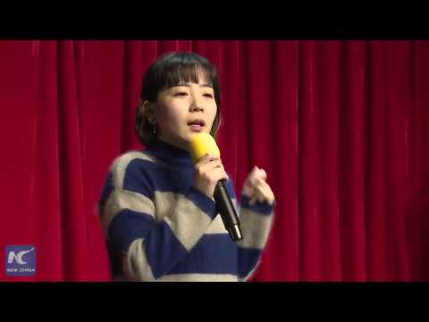 Taking a stand: For young Chinese, laughing together is no joke