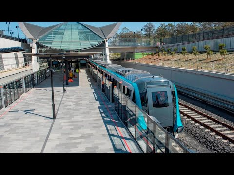 Sydney Metro's driverless trains opens to the public for first time
