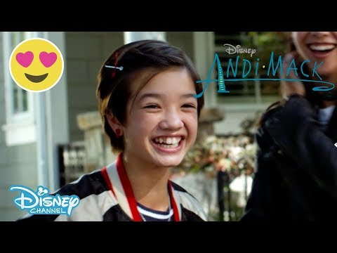Andi Mack | Story So Far - Rewind ⏪ | Official Disney Channel UK