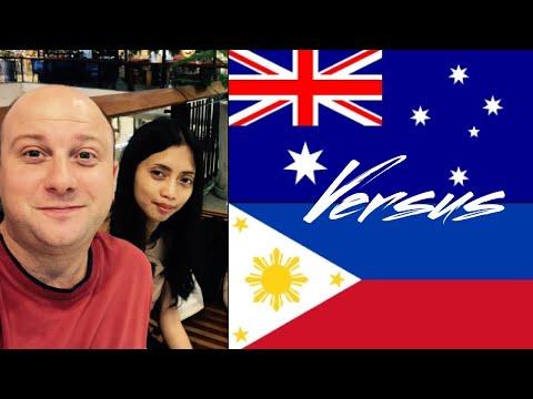 Australia VS Philippines