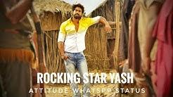 Rocking star Yash WhatsApp status Yash WhatsApp status Mass entry yash WhatsApp status Kannada