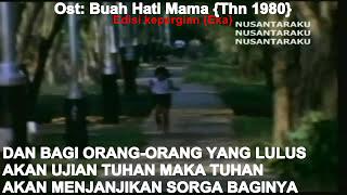 Buah Hati Mama {Edisi Kepergian Eka} Thn 1980