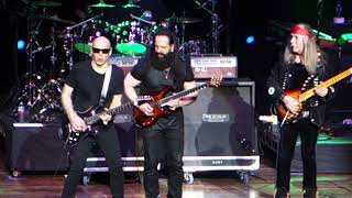 G3 2018 -all along the watchtower (satriani-petrucci-roth) live @ lyon 15/04/2018