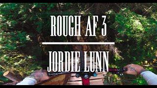 Rau AF 3 - Jordie Lunn
