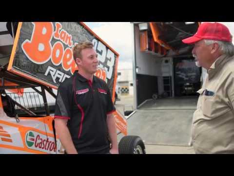 Latrobe Speedway - Event Lead-up
