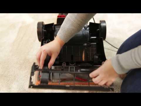 CleanView® Bagless Vacuum Cleaner - Brushroll Maintenance