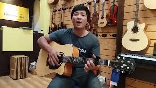 Ngô Núi Hát Đã Lỡ Yêu Em Nhiều (Justatee) - Palm Guitar Cực Chất