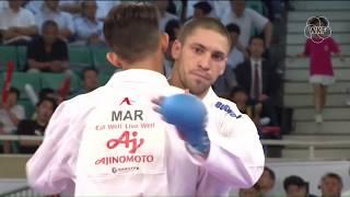 Станислав Горуна завоевал бронзу на соревнованиях Karate1 Premier League в Токио