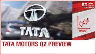 Tata Motors' Q2 Preview: Company's performance is likely to witness marked improvement