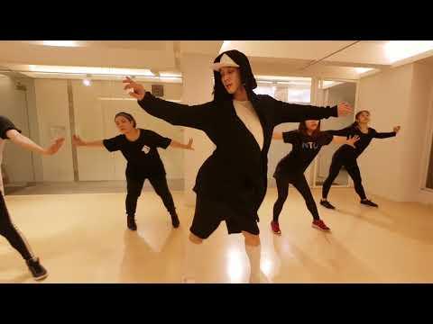 20171030 Jazz funk Choreographer by Bang/Jimmy dance Studio