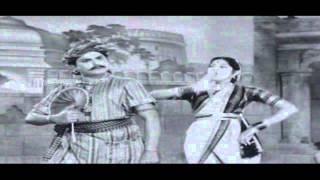Jagadeka Veeruni Katha Movie   Koppu Ninda Puvulu Video Song   NTR, Saroja Devi